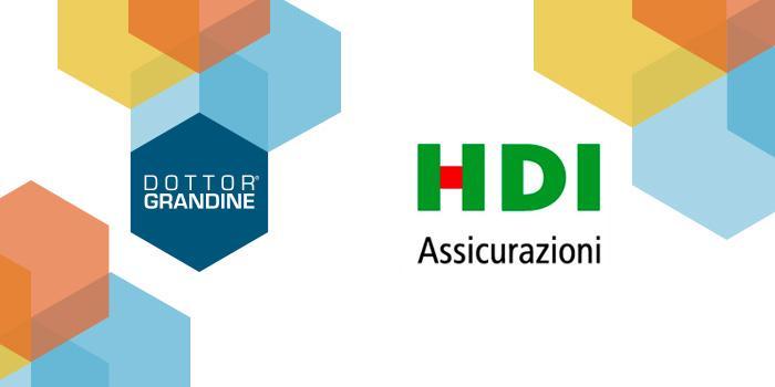 Dottor Grandine e HDI Assicurazioni stipulano una nuova partnership